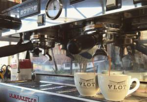 Vlot koffie